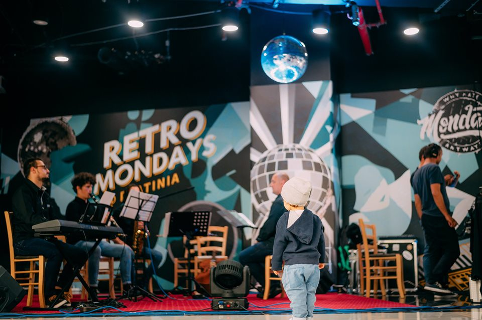 Retro Mondays @ Platinia Shopping Center